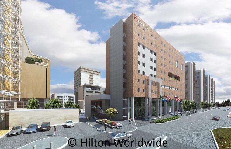 Hilton Garden Inn Windhoek